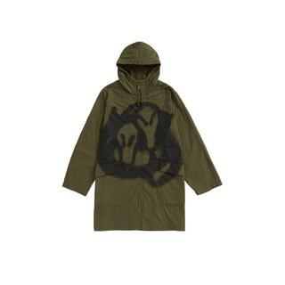 シュプリーム(Supreme)のSupreme Yohji Yamamoto Parka Sサイズ 新品未使用(モッズコート)