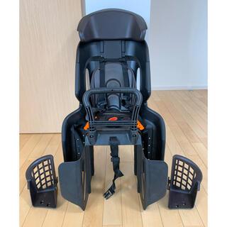 オージーケー(OGK)のRBC-011DX3  OGK チャイルドシート こげ茶 後ろ用 自転車(自転車)