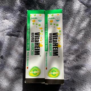 VitaHEIM ビタハイム ビタミンC500(ビタミン)