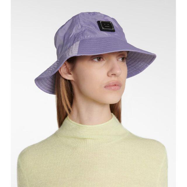 ACNE(アクネ)のACNE STUDIOS Face bucket hat レディースの帽子(ハット)の商品写真