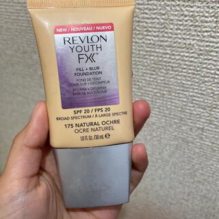 REVLON - レブロン ユース エフエックス フィル+ブラー ファンデーション 175
