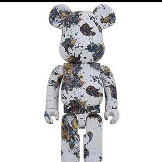 BE@RBRICK Jackson Pollock Studio 1000%(キャラクターグッズ)