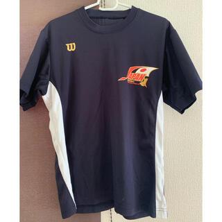 ウィルソン(wilson)のベースボールシャツ(2013年茨城限定)(ウェア)
