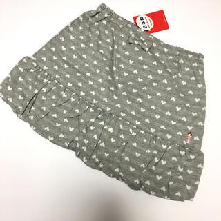 mikihouse - ミキハウス リーナちゃん スカート  130cm 新品未使用品 日本製
