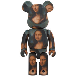 メディコムトイ(MEDICOM TOY)のBE@RBRICK Mona Lisa  モナリザ 1000%(その他)