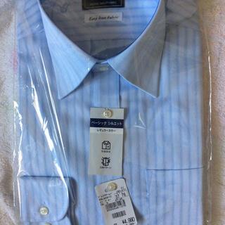 アオキ(AOKI)の新品】 メンズ 長袖 シャツ 37-76  (定価税込¥5389)(シャツ)