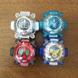 バンダイ(BANDAI)の仮面ライダーゴーストゴーストアイコンキラメッキ4個セット(特撮)