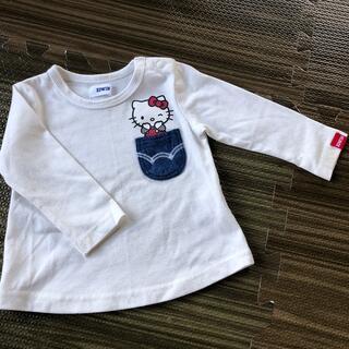 エドウィン(EDWIN)のキティちゃん 80cm(Tシャツ)