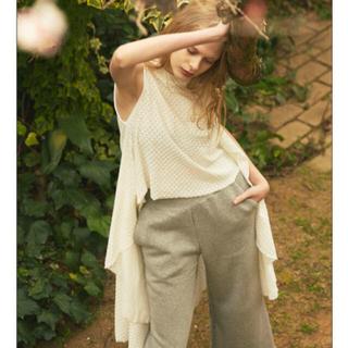 シールームリン(SeaRoomlynn)のjuemi  Longtail Mesh Lace Top(Tシャツ/カットソー(半袖/袖なし))