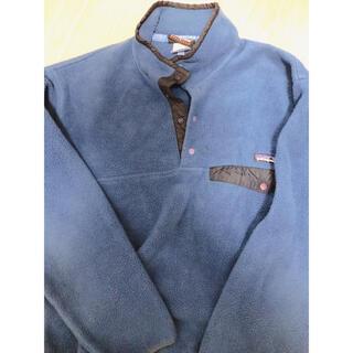 patagonia - パタゴニア フリース シンチラ スナップt USA製 なえなの着用