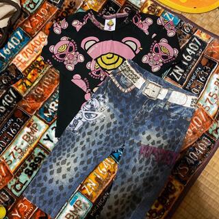 ヒステリックミニ(HYSTERIC MINI)のヒステリックミニ ロンT レギ  80.90(Tシャツ)