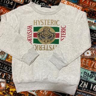 ヒステリックミニ(HYSTERIC MINI)のヒステリックミニ トレーナー 100(Tシャツ/カットソー)