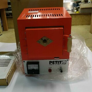 シロタ電気炉 PETIT 未使用品(その他)