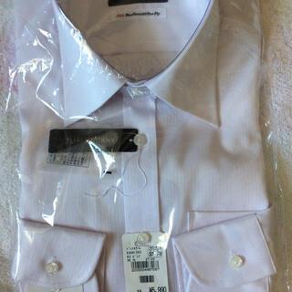 アオキ(AOKI)の新品】 メンズ 長袖 シャツ  37-78  (定価税込¥6589)(シャツ)
