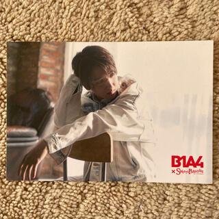 ビーワンエーフォー(B1A4)のB1A4 ステッカー(アイドルグッズ)