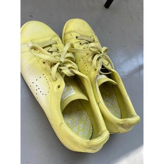 アディダス(adidas)のアディダス ラフシモンズスニーカー(スニーカー)