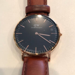 ダニエルウェリントン(Daniel Wellington)の⭐︎ほぼ新品⭐︎ ダニエルウェリントン 腕時計 DW00600136(腕時計(アナログ))
