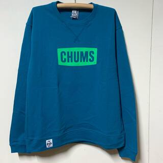 チャムス(CHUMS)の新品 CHUMS Logo Crew Top チャムス メンズ dtl(スウェット)