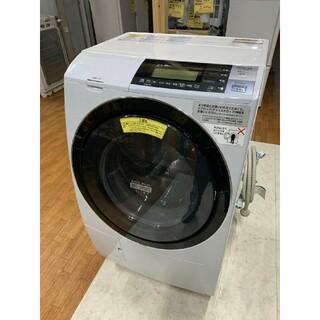 日立 - (洗浄・点検済)日立:ドラム式洗濯機 11/6kg 2016年製