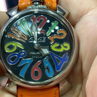 GaGa MILANO - ガガミラノ腕時計!美品!