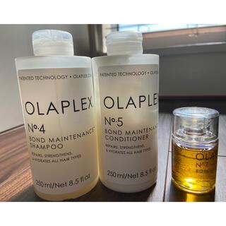 OLAPLEX オラプレックス シャンプーコンディショナーオイル