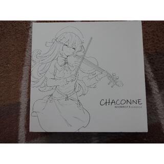 美品 水月雨(MOONDROP) CHACONNE 4.4mm(ヘッドフォン/イヤフォン)