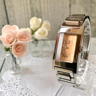 ダンヒル(Dunhill)の【希少】dunhill ダンヒル 腕時計 ダンヒリオン ピンク シルバー(腕時計(アナログ))