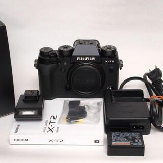 富士フイルム - 中古並品FUJIFILM X-T2ボディ(XT2)