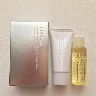 リサージ(LISSAGE)の未開封 非売品 リサージ クレンジングオイル クリーミィソープ 洗顔 (サンプル/トライアルキット)