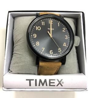 タイメックス(TIMEX)の★訳アリ★TIMEX タイメックス 腕時計 イージーリーダー T2N677⑨(腕時計(アナログ))