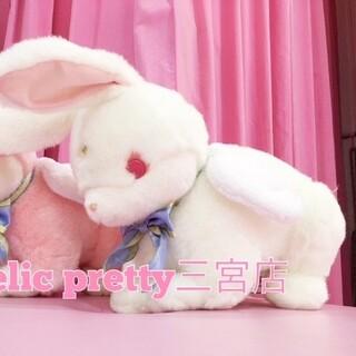 アンジェリックプリティー(Angelic Pretty)のAngelic Pretty Holy Bunny ぬいぐるみバッグ(ぬいぐるみ)