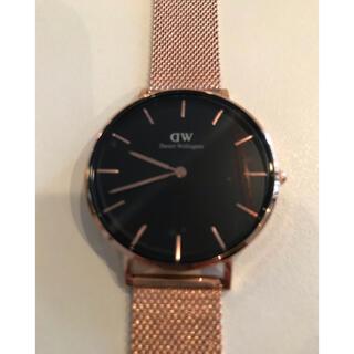 ダニエルウェリントン(Daniel Wellington)の⭐︎新品⭐︎ ダニエルウェリントン 腕時計 DW00100303(腕時計(アナログ))