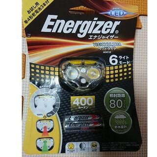 エナジャイザー(Energizer)のエナジャイザー ヘッドライト HDE32(ライト/ランタン)