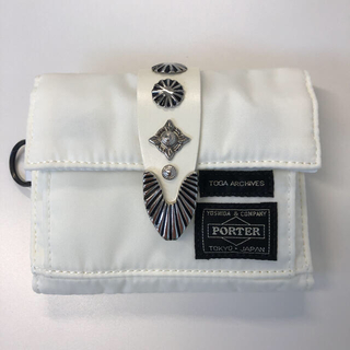 トーガ(TOGA)のtoga pulla  porter  ショルダーウォレット 財布(財布)