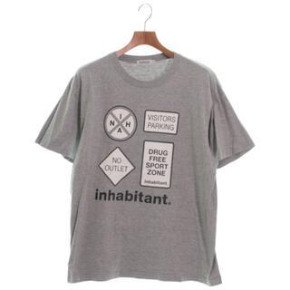 インハビダント(inhabitant)のinhabitant Tシャツ・カットソー メンズ(Tシャツ/カットソー(半袖/袖なし))