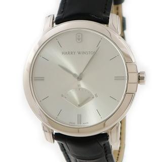 ハリーウィンストン(HARRY WINSTON)のハリーウィンストン  ミッドナイト レトログラードセコンド MIDARS(腕時計(アナログ))