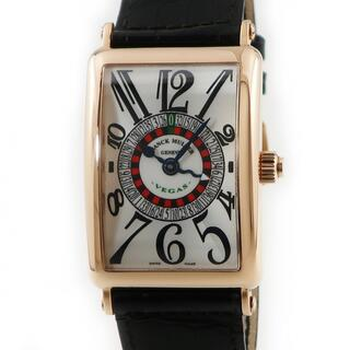 フランクミュラー(FRANCK MULLER)のフランクミュラー  ロングアイランド ヴェガス 1250VEGAS 自動(腕時計(アナログ))
