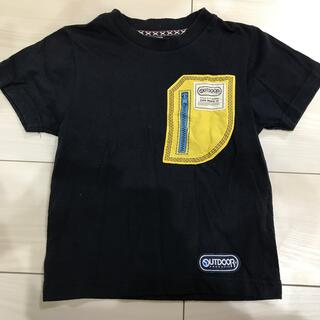 アウトドアプロダクツ(OUTDOOR PRODUCTS)のアウトドア tシャツ 110(Tシャツ/カットソー)