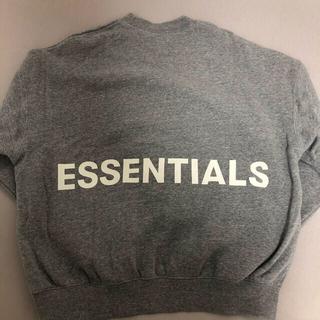 エッセンシャル(Essential)のfog essentials  スウェット(スウェット)