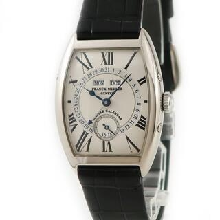 フランクミュラー(FRANCK MULLER)のフランクミュラー  トノウカーベックス マスターカレンダー 7501MC(腕時計)