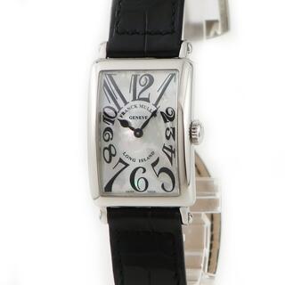 フランクミュラー(FRANCK MULLER)のフランクミュラー  ロングアイランド 902QZMOP クオーツ レディ(腕時計)