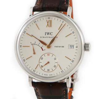 インターナショナルウォッチカンパニー(IWC)のIWC  ポートフィノ ハンドワインド 8デイズ IW510103 手巻(腕時計(アナログ))