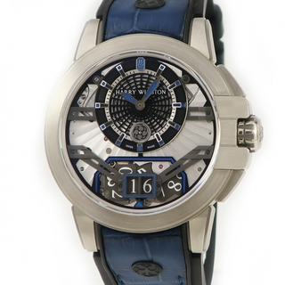 ハリーウィンストン(HARRY WINSTON)のハリーウィンストン  オーシャン プロジェクトZ11 OCEABD42Z(腕時計(アナログ))