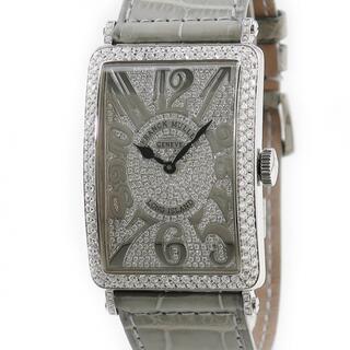 フランクミュラー(FRANCK MULLER)のフランクミュラー  ロングアイランド 1200SC 自動巻き メンズ 腕(腕時計(アナログ))