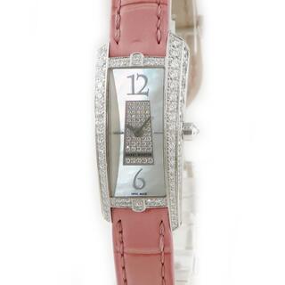 ハリーウィンストン(HARRY WINSTON)のハリーウィンストン  アヴェニュー トラフィック 340LQW クオーツ(腕時計)