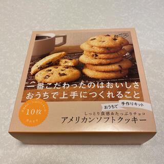 ミントスタイル おうちで手作りキット アメリカンソフトクッキー(菓子/デザート)