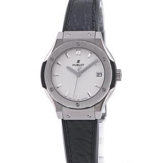 ウブロ(HUBLOT)のウブロ  クラシックフュージョン 581.NX.2611.RX クオーツ(腕時計)