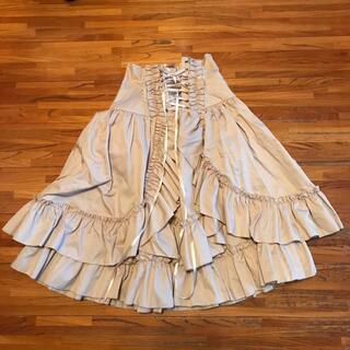 ボディライン(BODYLINE)のスカート(ひざ丈スカート)