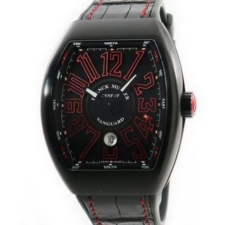 フランクミュラー(FRANCK MULLER)のフランクミュラー  ヴァンガード V45SCDTTTNRBRER 自動巻(腕時計(アナログ))