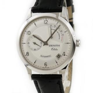 ゼニス(ZENITH)のゼニス  クラス エリート リザーブ ド マルシェ 03.1125.68(腕時計(アナログ))